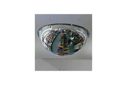 Купольное зеркало безопасности KLAFP-050-360