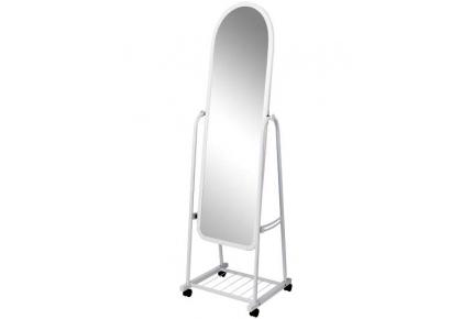 Зеркало напольное 350мм (белое)