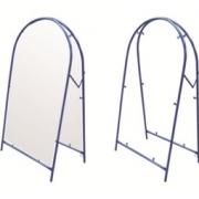 Штендер Л-образный Арочный, плоскость 600х1000х3мм, двухсторонний