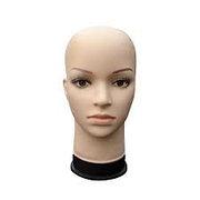 Голова силиконовая женская реалистичная