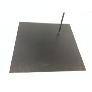 Подставка под манекен металл